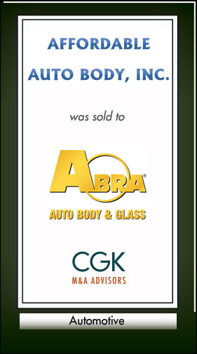 Affordable Auto Body, Inc.