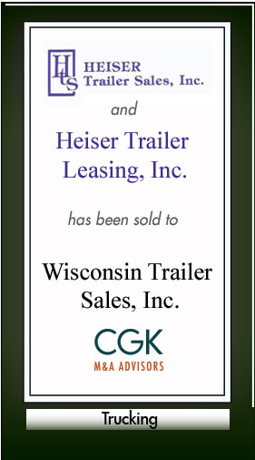 Heiser Trailer Sales and Heiser Trailer Leasing