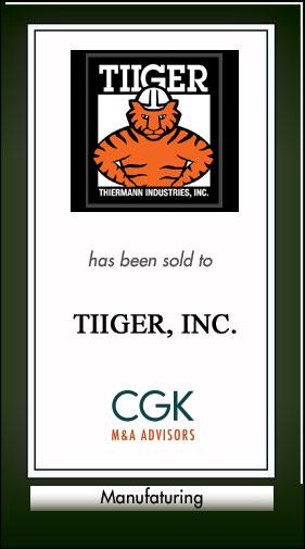 Tiiger, Inc.