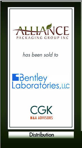 Alliance Packaging Group