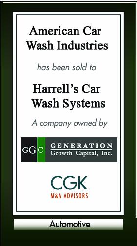 American Car Wash Industries