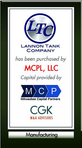 Lannon Tank Company