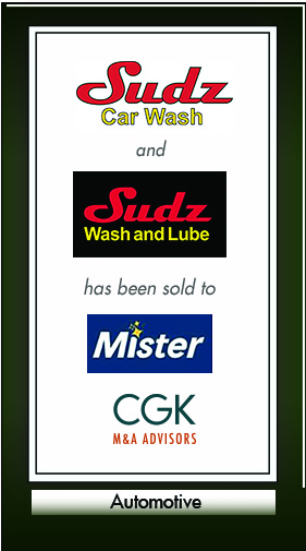 Sudz Car Wash and Sudz Wash and Lube