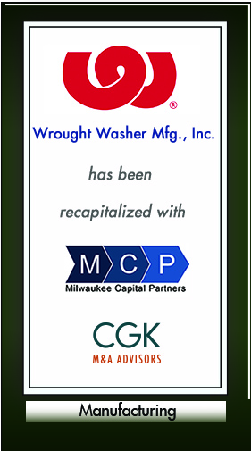 Wrought Washer Mfg., Inc.